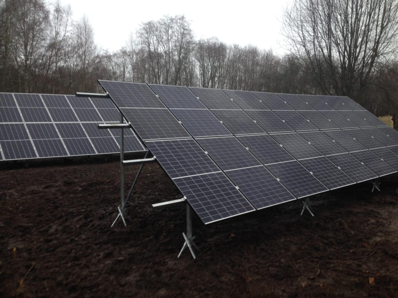 Päikeseelektrijaama paigaldamine, Projekt 144